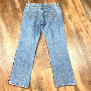 Wrangler CASH Western Bootcut Jeans sz 10